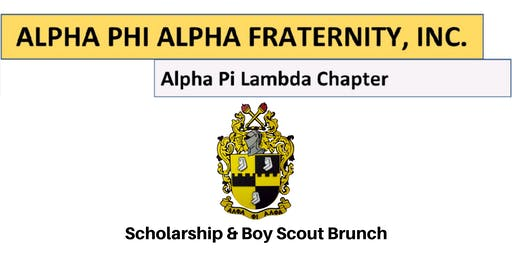 Scholarship & Boy Scout Brunch