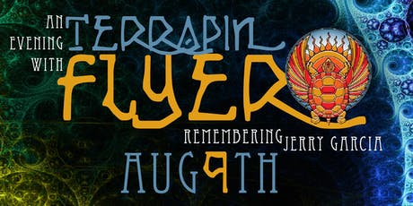 An Evening with Terrapin Flyer..Remembering Jerry Garcia tickets