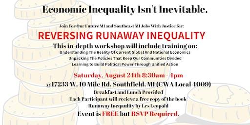 Reversing Runaway Inequality - FOF MI and SEMJWJ