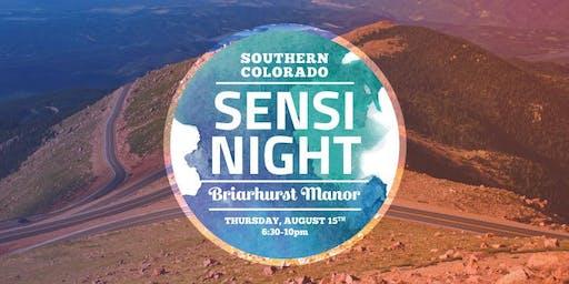Sensi Night SoCO 8.15.19
