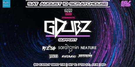 GDubz at Scratchouse 8.10 tickets
