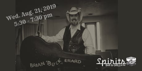 "Brian ""Buck"" Ellard tickets"