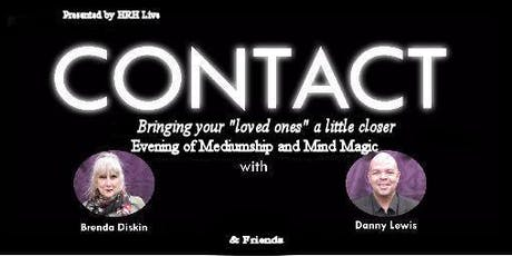 Contact: Evening of Mediumship and the Mysterious tickets