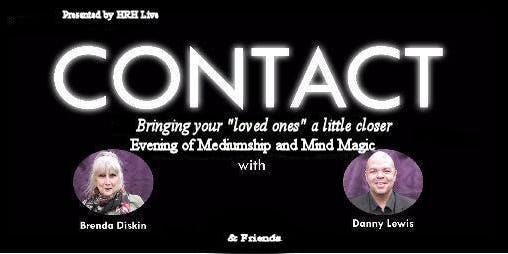 Contact: Evening of Mediumship and Mind Magic
