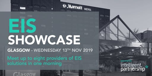 EIS Showcase for financial advisers and wealth managers | Glasgow