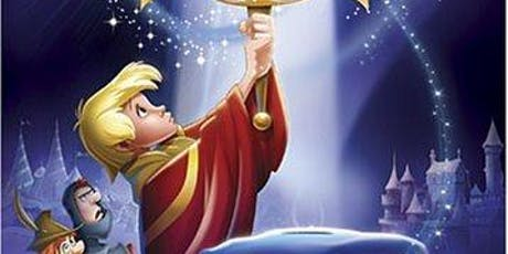 Dover History Festival - Sword in the Stone (Disney Film) - Free Entrance tickets