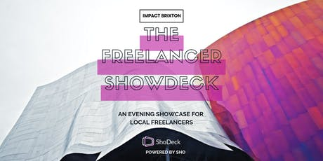 The Freelancer ShowDeck tickets