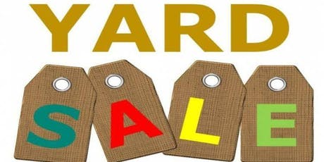 Back to School Yard Sale tickets