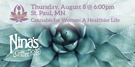 Ellementa St. Paul: Cannabis for Women: A Healthier Life tickets