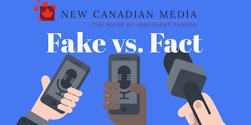 Fake vs. Fact | An NCM Journalism Workshop Series