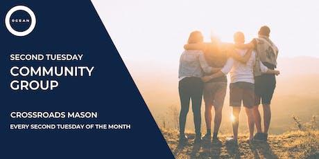 OCEAN Second Tuesday Community Group - Mason tickets