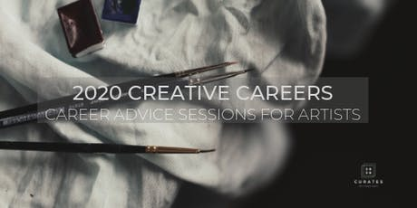 2020 Creative Careers - Career Advice Clinic for Visual Artists  tickets