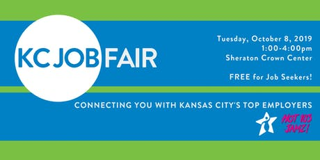 KC Job Fair October 8th tickets
