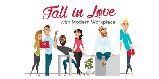 Fall in Love with Modern Workplace - Manchester