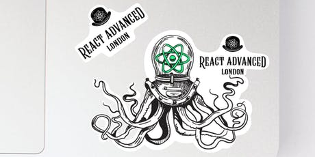 React Advanced Meetup: Advanced Testing, Performance Anxiety with React tickets
