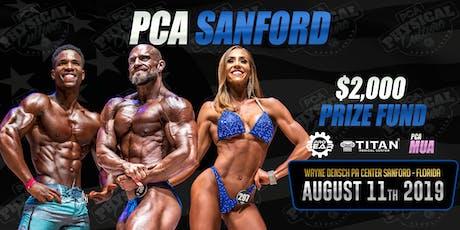 PCA Sanford 2019 tickets