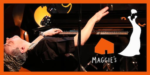 Maggie's Dinner Dance with music from Pete Gill & The Good Time Charlies