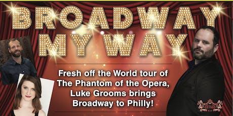 Broadway My Way tickets