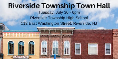 Congressman Kim Town Hall in Riverside Township tickets