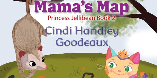 Book Signing and Reading With Jellibean Adventures