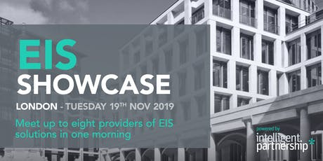 EIS Showcase for financial advisers and wealth managers | London tickets