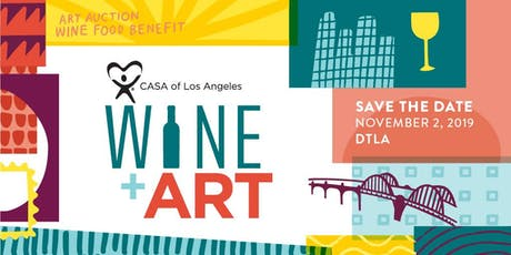 6th Annual Wine+Art Benefit tickets