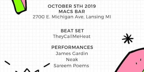 James Gardin tickets