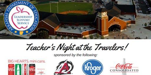 Teachers' Night at the Travelers