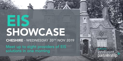 EIS Showcase for financial advisers and wealth managers | Cheshire