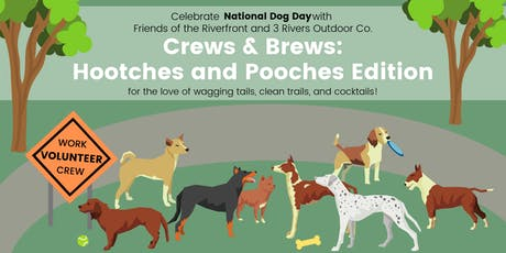 Crews & Brews: Hootches and Pooches Edition tickets