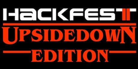 Hackfest 2019 - Sécurité 101/102/103! billets