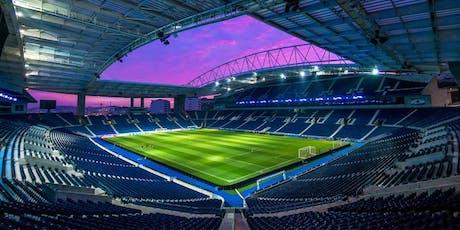 FC Porto v Clube Desportivo de Tondela - VIP Hospitality Tickets bilhetes