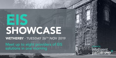 EIS Showcase for financial advisers and wealth managers | Yorkshire