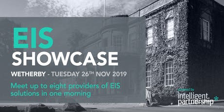 EIS Showcase for financial advisers and wealth managers | Yorkshire tickets