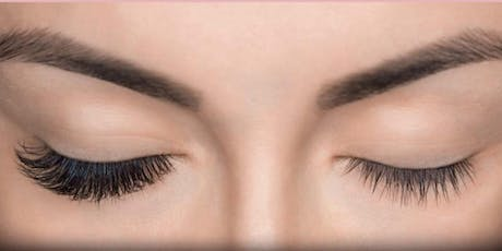 Certified Lash Extension & keratin Lash Lift Training course Bundle  tickets