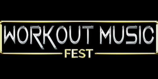 Workout Music Fest 2019 at Jungle Island
