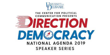 National Agenda 2019 Speaker Series: Direction Democracy tickets