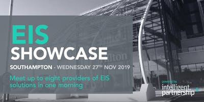 EIS Showcase for financial advisers and wealth managers | Southampton