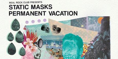 Static Masks Album Release w/ Dihyo, Island Days tickets