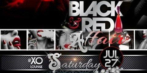 XO Saturdays Red & White Affair