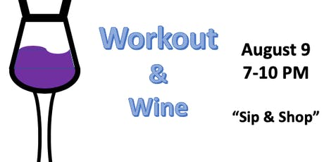 Workout & Wine (Ladies Night) tickets