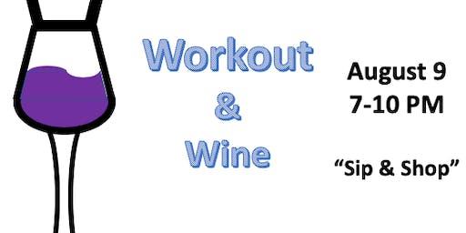Workout & Wine (Ladies Night)