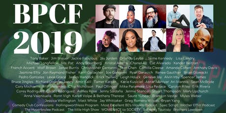 Big Pine Comedy Festival 2019 tickets