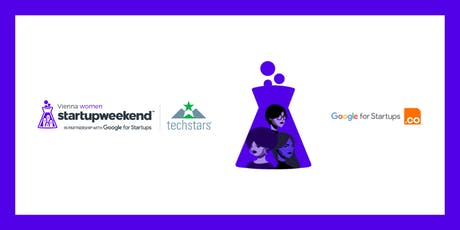 Techstars Startup Weekend Vienna Women 20-22 Sept 2019 tickets
