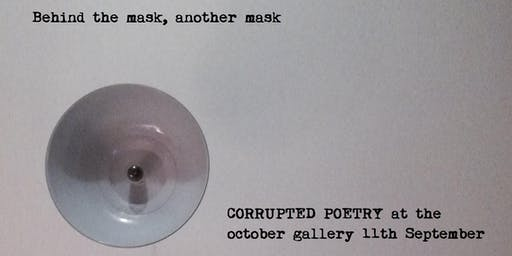 Behind the mask, another mask
