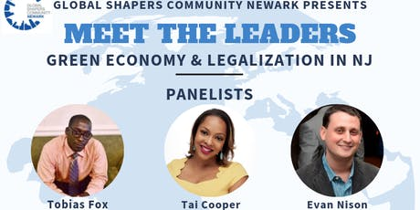 Meet the Leaders: Green Economy & Legalization in NJ tickets