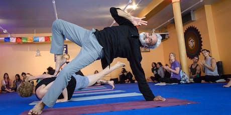 Free Dharma Yoga Class July 25th 2-3.15pm tickets
