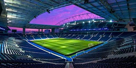 FC Porto v Moreirense Futebol Clube - VIP Hospitality Tickets bilhetes
