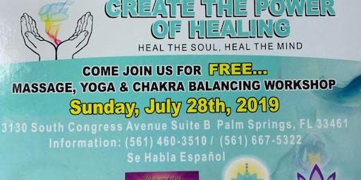 Create the Power of Healing
