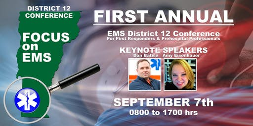 Focus on EMS 2019
